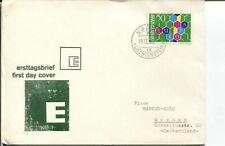 18821) EUROPA CEPT 1960 FDC LIECHTENSTEIN