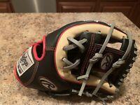 "Rawlings Heart of The Hide PROR314-2B Baseball Glove 11.5"" RHT"