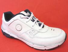 Scarpe in pelle bianco per bambini dai 2 ai 16 anni