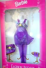 BARBIE ABITO Lingerie Fashion Avenue Mattel 14292 - 1995