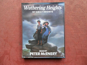 Audio Book Cassette - Wuthering Heights - Emily Bronte