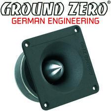 Ground ZERO GZCT 3000x 102 x 102 MM TWEETER ALTOPARLANTI Horn Tweeter 100w