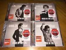 One Direction - Made in the A.M. (Target 4CD SET) HARRY STYLES HORAN Covers NEW