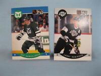 Lot Of 12 NHL Pro Set 1990 Trading Cards National Hockey League NHLPA Nice (O)