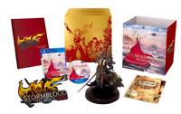 PS4 Final Fantasy XIV STORMBLOOD Crimson's Liberator Collector's Edition EMS