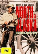 North to Alaska John Wayne DVD R4