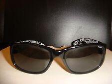 $190 NEW AUTHENT. MARC BY MARC JACOBS SUNGLASSES MMJ029/PS POLARIZED BLACK WHITE