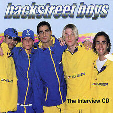 Interview CD 2000 by Backstreet Boys