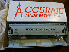 Accurail HO #2011.1  ACF 3-Bay Cov. Hopper WP