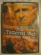 A Tattered Web DVD Lloyd Bridges & Sallie Shockley NEW
