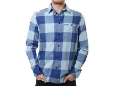Mens New Adidas Originals Fashion Shirt Track Top Designer Blue Sizes M L XL