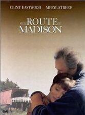 DVD *** SUR LA ROUTE DE MADISON *** neuf emballe