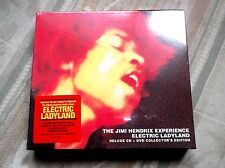 Jimi Hendrix - Electric Ladyland ; rare 2008 CD+DVD Collector's Edition ; New &