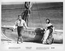 """Blackbeard the Pirate"" Vintage Movie still,1952, Keith Andes, Linda Darnell"