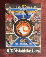 2019-20 Chronicles Basketball Factory Sealed Blaster Box ZION JA HERRO AUTO?🔥