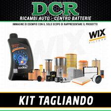 KIT TAGLIANDO FIAT PUNTO EVO (199) 1.3 MTJ 75CV 55KW DAL 10/2009 + IPC 5W30 C2
