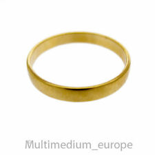 585er Gelbgold Trauring Ring Gr 54 Ehering 14ct yellow gold 14k 🌺🌺🌺🌺🌺
