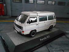 VW Volkswagen Bus t3 PORSCHE CARRERA CUP b32 Camping Wei PREMIUM CLASSIXXS 1:43