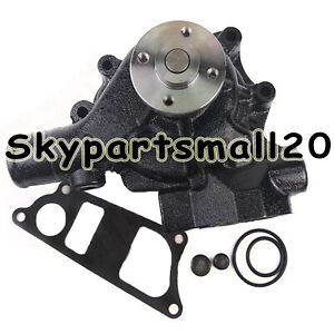 New Water Pump 3800883 3800885 4955417 for CUMMINS B3.3 - QSB 3.3 - QSB 4.5 1pc