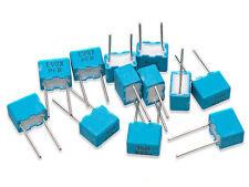 MP CONDENSATORE 0,82uf 820nf 1600v metallized propilene film capacitor KEMET rifa
