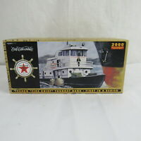 "Ertl Collectibles Texaco Nautical ""Fire Chief Tugboat"" 2000 Die Cast Coin Bank"