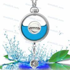 For NISSAN Car Air Freshener Perfume Bottle Diffuser Pendant DIY - Ocean Scent