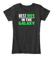 Best Wife In The Galaxy Women's Premium Tee T-Shirt