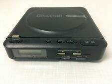 pre-owned working Sony Discman D-2 with AC power cord manufactured February 1990