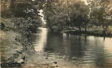 C-1910 Kyte River Oregon Illinois RPPC real photo postcard 1422