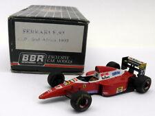 BBR 1/43 Scale built kit  - X15 Ferrari F1 GP South Africa 1993 J. Alesi #27