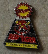 PIN RED TIGER ENERGY-BRAUSE (AN873)
