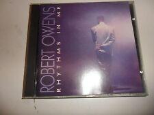 CD  Rhythms in me von Robert Owens
