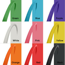 1X Solid Bike Tire Fixed Gear Cover Colorful Cycling Bicycle Tyres 700*23C Craft