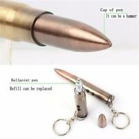 Multifunction EDC Self Defense Camping Pen Flashlight Pointer Keychain Survival
