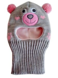 Animal Balaclava Hat for Girls