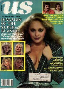 1980 October 14 - Charlene Tilton; Burt Reynolds; Morgan Fairchild; Ann Jillian