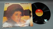 18- JANIS IAN-BETWEEN THE LINES DISCO VINILO  L- PORTADA VG  +/++ / DISCO VG ++