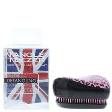 Tangle Teezer Compact Styler On-The-Go Detangling Hairbrush - Pink Kitty