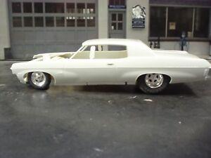 AMT 70 1/25 scale Chevy Impala Pro Street Chassis, PLEASE READ DESCRIPTION