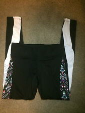 Victorias Secret Leggings Pink Yoga Pro Pants NWT Spandex VSX Sport Black