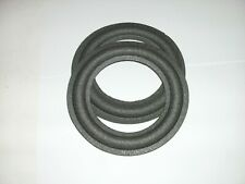"One pair of  5""  foam surrounds for Dual speaker eg CL-150 etc."