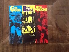 THE 4 SKINS - THE GOOD THE BAD & THE 4 SKINS PUNK Oi CD RARE