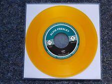 Elvis Presley - Judy/ Promised land 7'' Single YELLOW VINYL