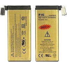 Batteria sostituzione ricambio per IPHONE 4 2680mAh maggiorata potenziata