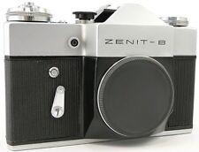 CLA'd 1972! KMZ ZENIT-B Russian USSR SLR 35mm Camera M42 Screw Mount Body Only