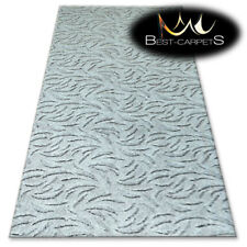 CHEAP & QUALITY CARPETS IVANO brown Bedroom width 3m 4m 5m Large RUG ANY SIZE