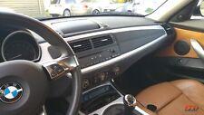 Leder Interieurleisten Individuell Einsatz BMW Z4 E85 E86 Nappaleder Dekor trim