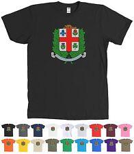 Montréal Coat of Arms T-Shirt Montreal Québec Canada City Logo Tee MORE COLORS