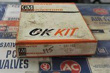VINTAGE NOS 1956-57 FORD GM CARBURETOR REBUILD KIT 115 SH702 7018344