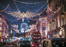 Gibsons - 1000 PIECE JIGSAW PUZZLE - London Lights Regent Street